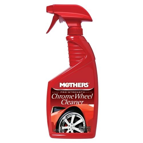 Mothers Pro-Strength Chrome Wheel Cleaner - 24 oz.