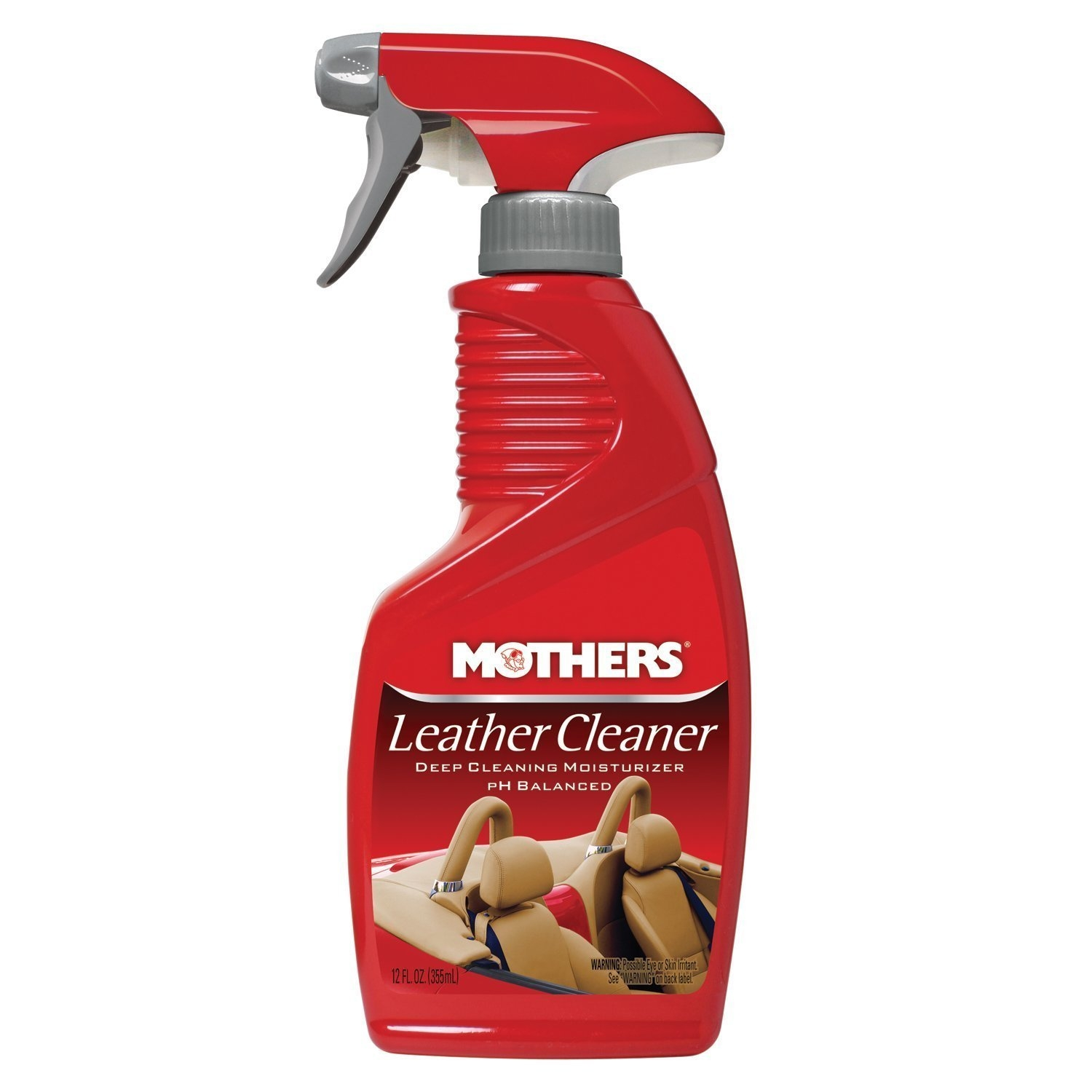 Mothers Leather Cleaner - 12 oz.