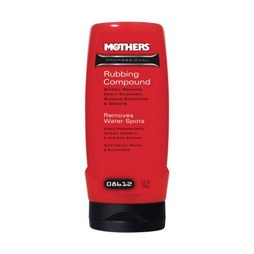 others Professional Rubbing Compound - 12 oz.