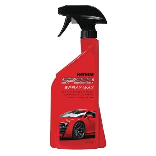 Mothers Speed Spray Wax - 24 oz.