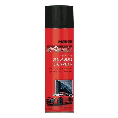 Mothers Speed Glass & Screen Cleaner - 19 oz.