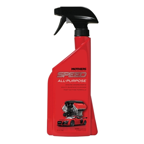 Mothers Speed All Purpose Engine Degreaser & Multi-Surface Cleaner - 24 oz.
