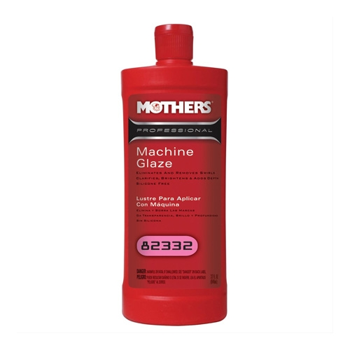 Mothers Professional Machine Glaze - 32 oz.