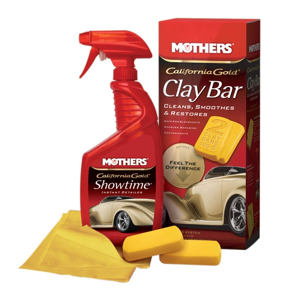 Mothers Califoria Gold Clay Bar System