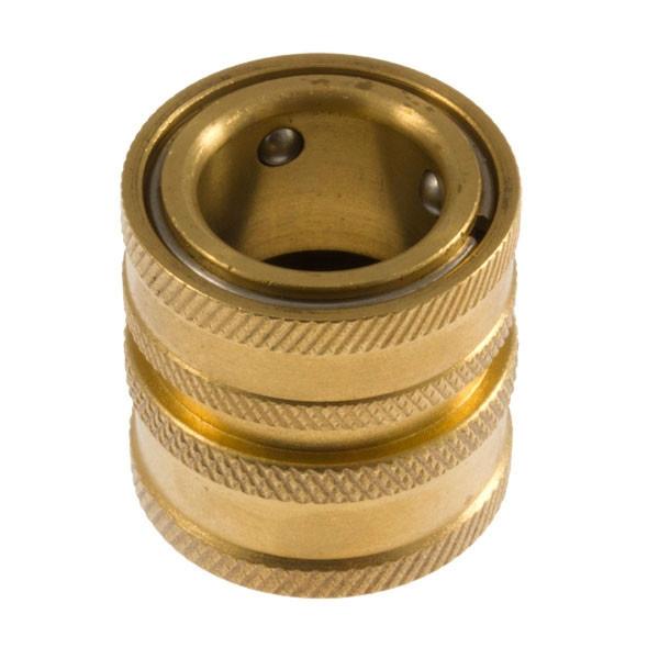 "MTM Hydro Brass Garden Hose Quick Connect Coupler - 3/4"" FGH"