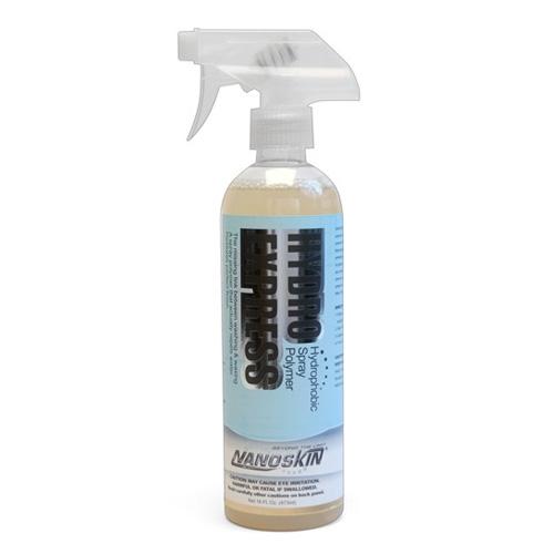 Nanoskin Hydro Express Hydrophobic Spray Polymer - 16 oz.