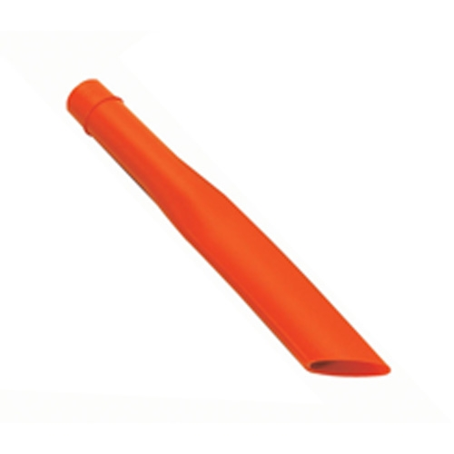 Mr. Nozzle Crevice Tool, fits 1.5-inch hose - Orange