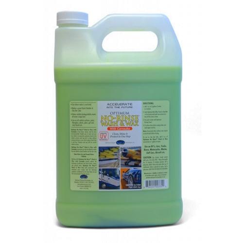 Optimum No Rinse Wash & Wax - 1 gal.. concentrate