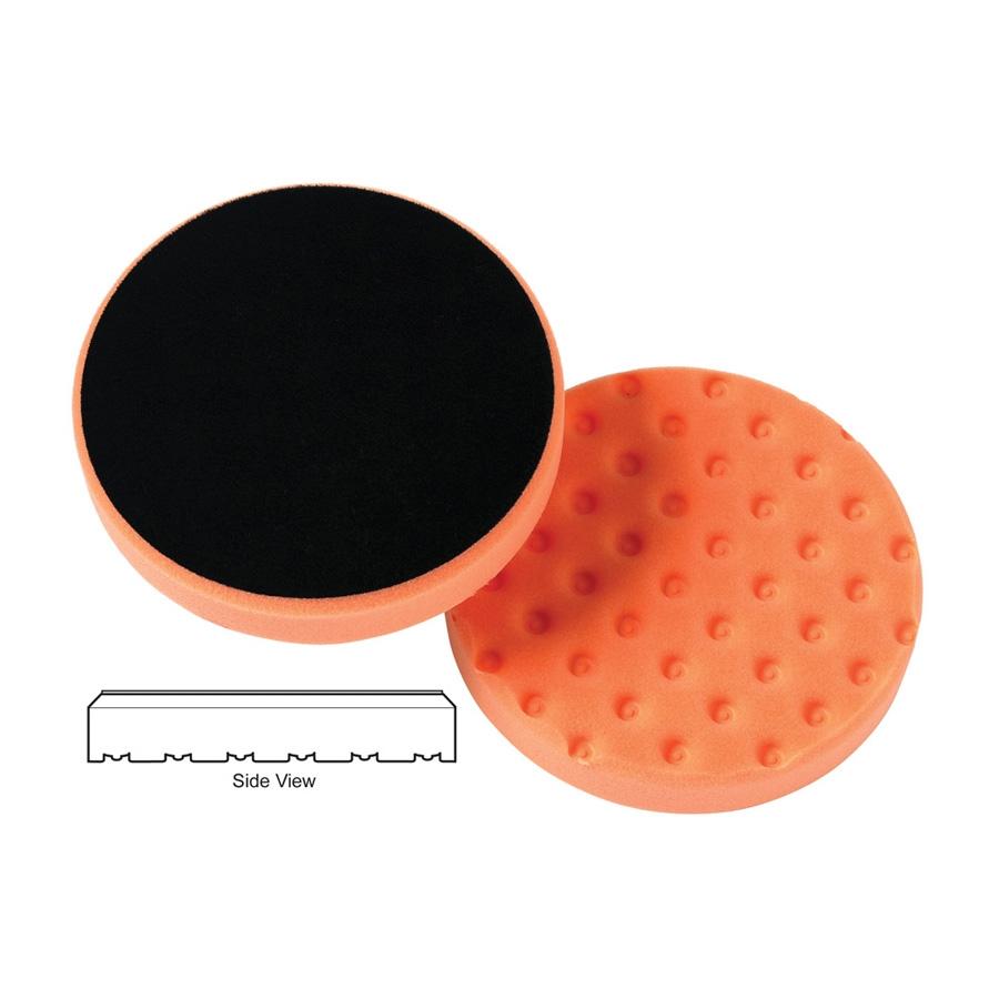 Lake Country CCS Cutback DA Foam Light Cutting Pad, Orange - 5.5 inch