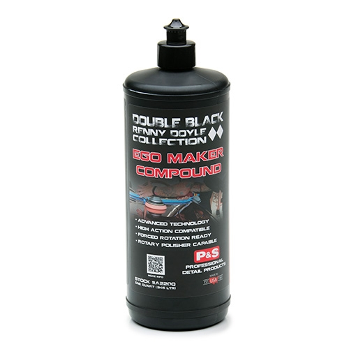 P&S Double Black Ego Maker Compound (Renny Doyle Collection) - 32 oz.