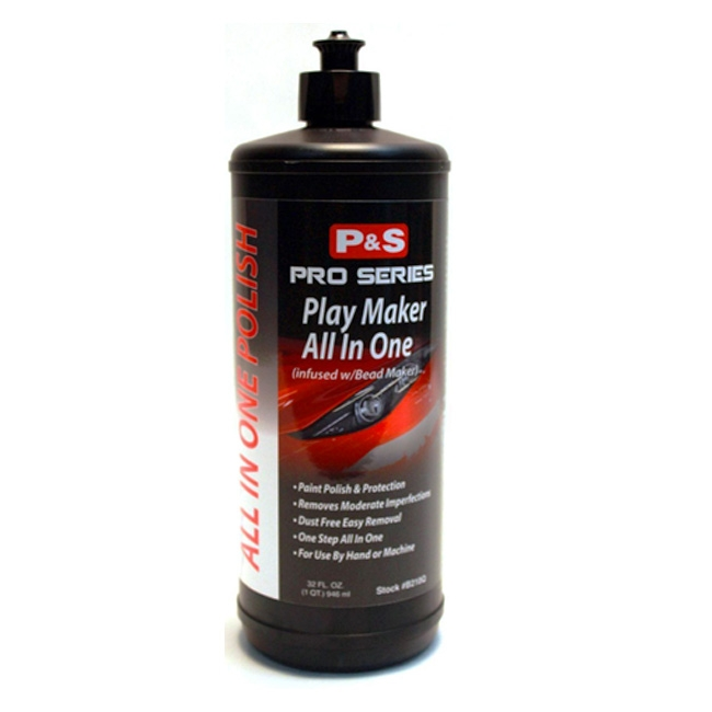 P&S Play Maker All In One Polish - 32 oz.