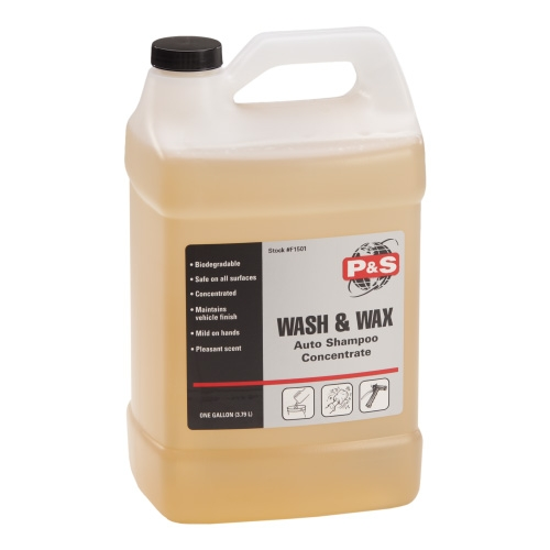 P&S Wash & Wax - 1 gal.