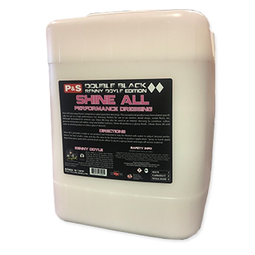 P&S Shine All Performance Tire Dressing - 5 gal.