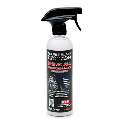 P&S Shine All Performance Tire Dressing - 16 oz.