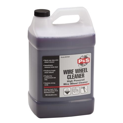 P&S One Step Wire Wheel Cleaner (Acid) - 1 gal.