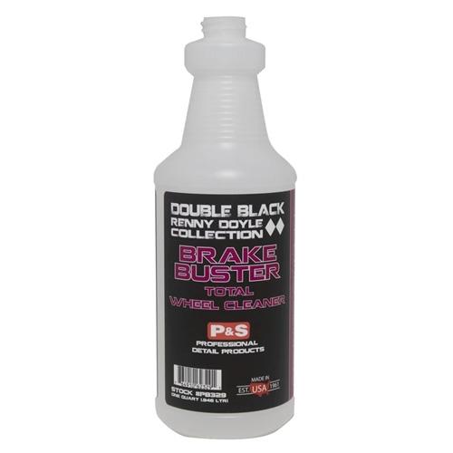 P&S Double Black Spray Bottle, 32 oz. - Brake Buster
