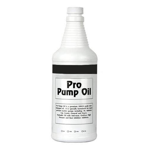 Pressure-Pro Pump Oil - 32 oz.