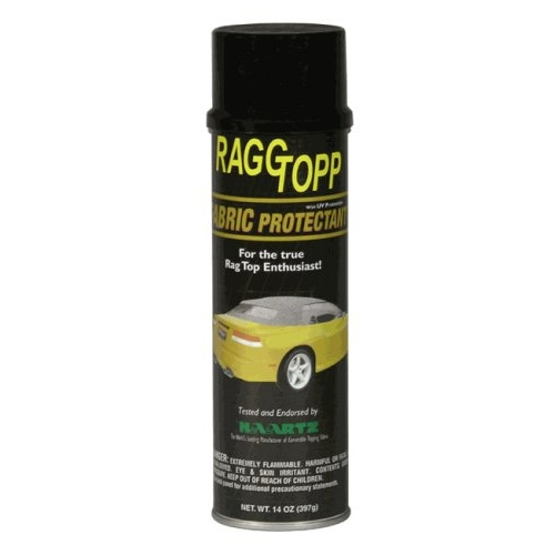 Raggtopp Fabric Protectant with UV Blocker - 14 oz.