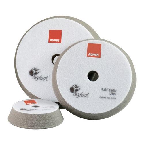 Rupes UHS Foam Polishing Pad, Gray - 100mm (3 inch backing)