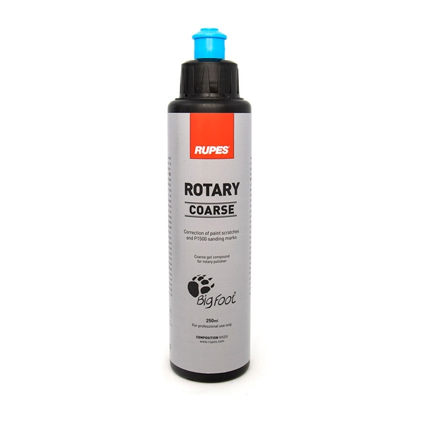 Rupes Rotary COARSE Polishing Compound - 250 ml