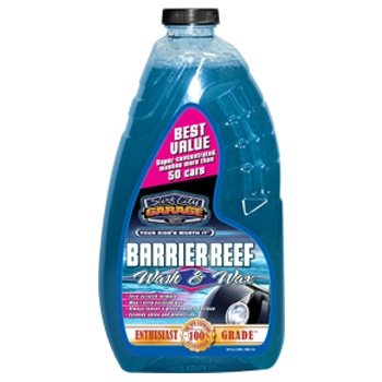 Surf City Garage Barrier Reef Wash & Wax - 64 oz.