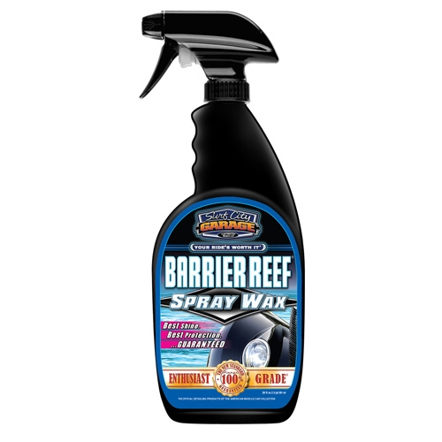 Surf City Garage Barrier Reef Carnauba Spray Wax - 20 oz.