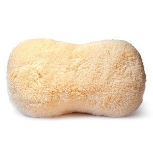 Microfiber Wash Sponge - Bone Shape
