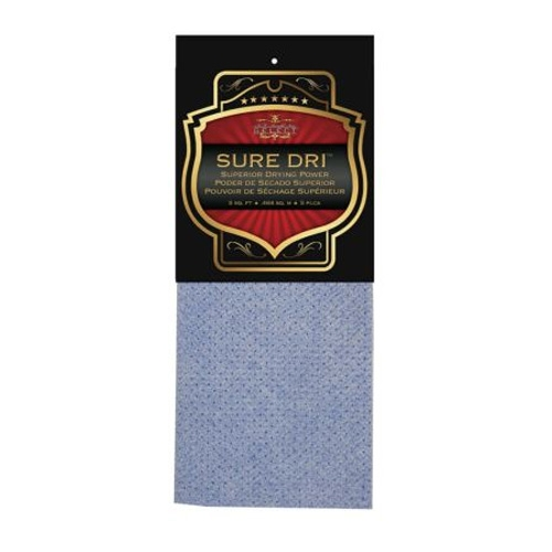 SM Arnold Sure Dri Drying Towel - Blue