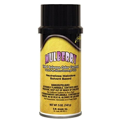 SM Arnold Odor Fogger - Mulberry