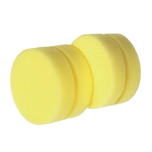 SM Arnold Tire Dressing Foam Applicators w/ Notched Grip (2 pack)