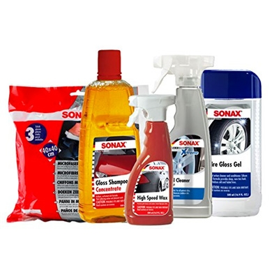 Sonax Premium Exterior Car Wash Kit