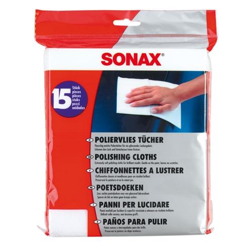 Sonax Polishing Cloths (15 pack)