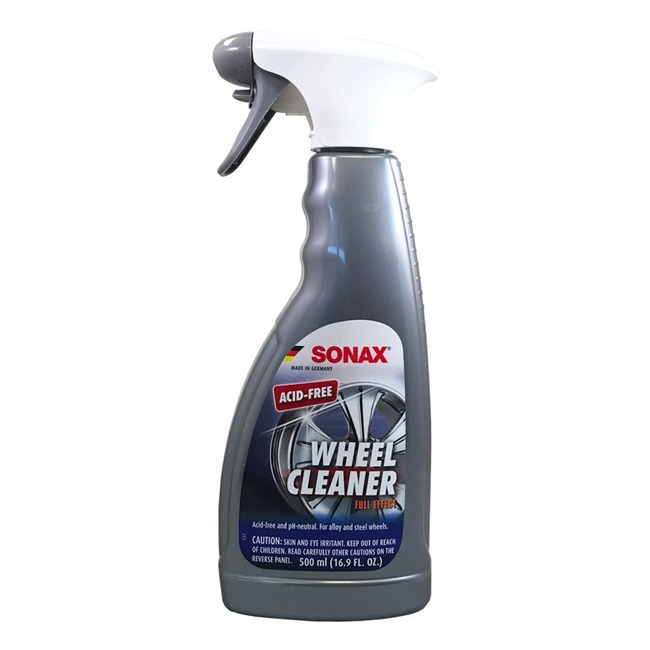 Sonax Wheel Cleaner, Full Effect (500ml)