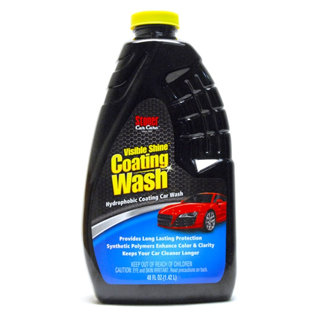 Stoner Visible Shine Coating Car Wash - 48 oz.