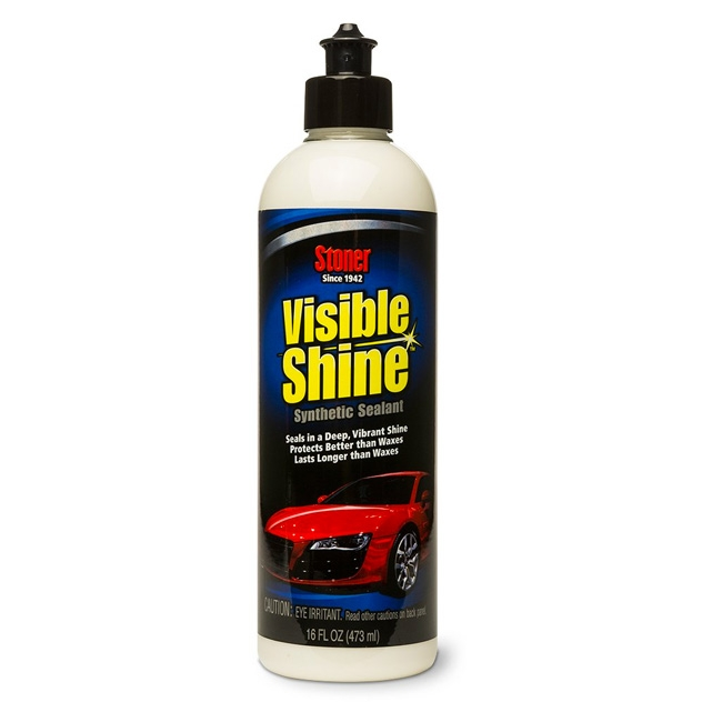 Stoner Visible Shine Polymer Sealant - 16 oz.