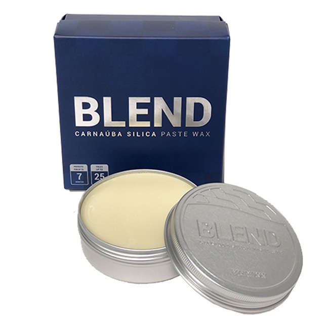 Vonixx Blend Carnauba Silica Paste Wax - 3.4 oz.