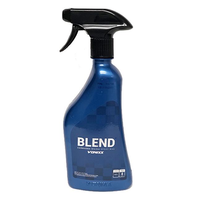 Vonixx Blend Carnauba Silica Spray Wax - 16 oz.