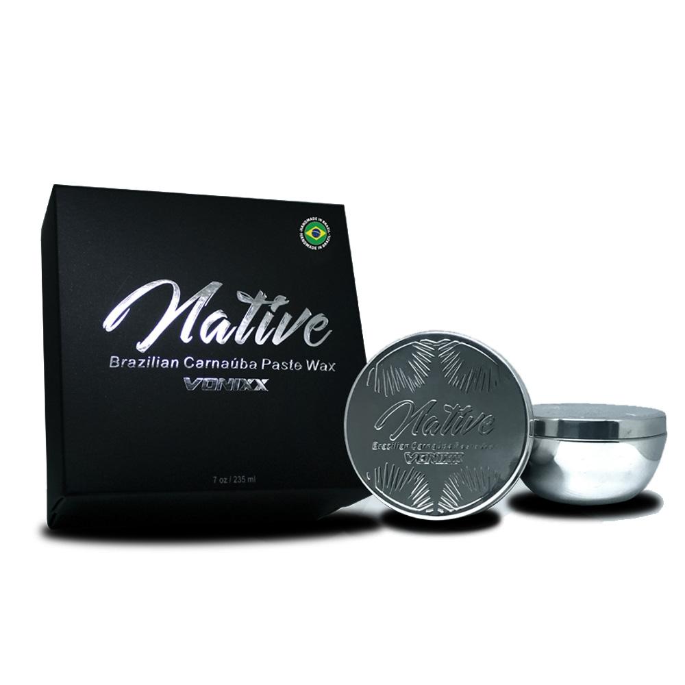 Vonixx Native Brazilian Carnauba Paste Wax - 7 oz.