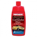 Mothers California Gold Carnauba Wax Ultimate Wax System, Step 3 - 16 oz.