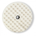 3M Perfect-It Foam Compounding Pad, Double Sided Quick Connect, 05706, White - 8 inch