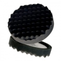 3M Perfect-It Foam Polishing Pad, 05738, Black - 8 inch