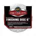 Meguiar's DA Microfiber Finishing Discs, DMF6 - 6 inch (2 pack)