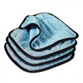 Griot's Garage PFM Dual Weave Glass Towels - 9 in. x 9 in. (4 pack)