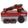 Flex XFE 7-15 150 Cordless Random Orbital Polisher, 18.0-EC Set