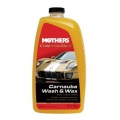 Mothers California Gold Carnauba Wash & Wax - 64 oz.