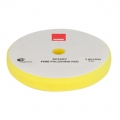 Rupes Rotary Foam Polishing Pad, Yellow/Fine - 160mm (6 inch backing)