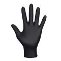 SAS Raven Powder Free Nitrile Gloves, 6 mil., Black - Medium (box of 50)
