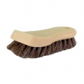 SM Arnold Professional Interior & Upholstery Brush w/ Soft Horsehair Bristles