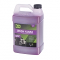 3D Wash N Wax - 1 gal.