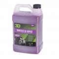 3D Wash N Wax - 1 gal.